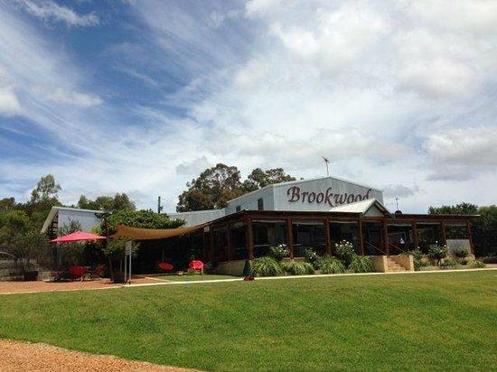 Brookwood Cafe : Brookwood winery & cafe