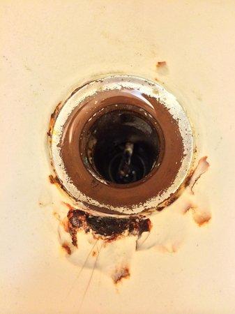 Hotel Laguna : Bathroom Sink