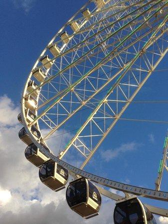Seattle Great Wheel: It is a GREAT Wheel