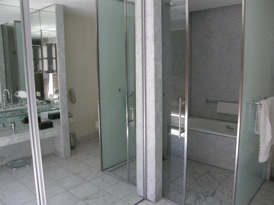 Park Hyatt Mendoza : Bathroom