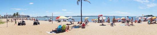 Costa Beach : Linda vista