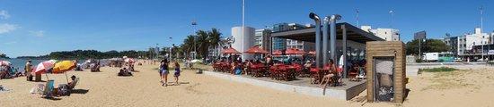 Costa Beach : Panoramica