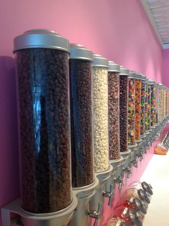 Sweet Luna's: Toppings