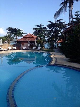 Havana Beach Resort: havana swimming pool