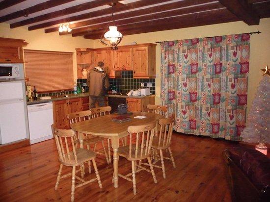Milltown Cottages : kitchen