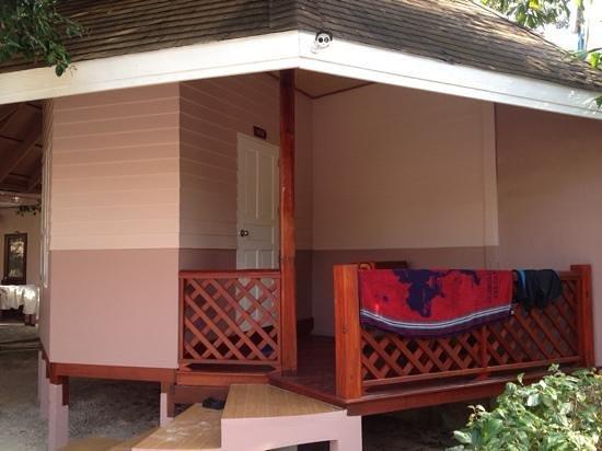 Koh Tao Coral Grand Resort : garden bungalow