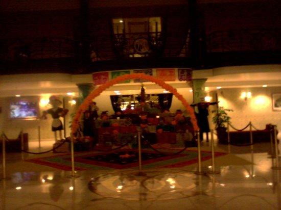 Gran Hotel Ciudad de Mexico: es muy especial que aun respeten las tradiciones todo de un excelente gusto
