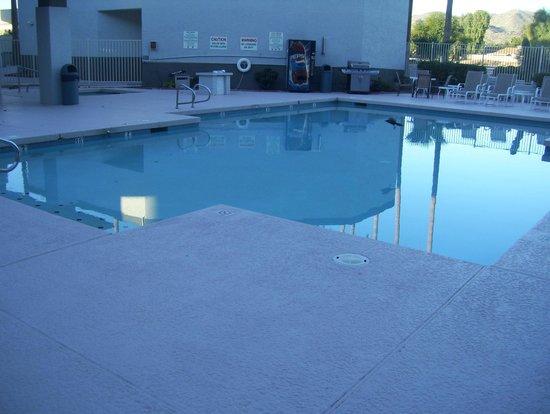 Quality Inn Phoenix Airport: pool
