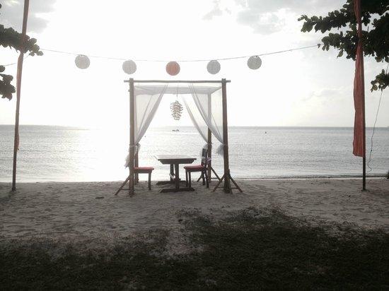 Viva Vacation Resort : Романтический столик для двоих