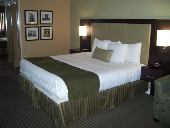 BEST WESTERN Royal Sun Inn & Suites: bed