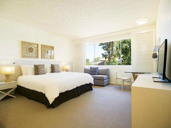 Oasis Bed Bedroom Picture Of Oaks Oasis Caloundra Tripadvisor