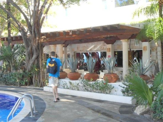 Grand Oasis Palm: Mexican restaurant!!