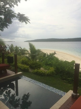 The Havannah, Vanuatu: A View from Bungalow 15
