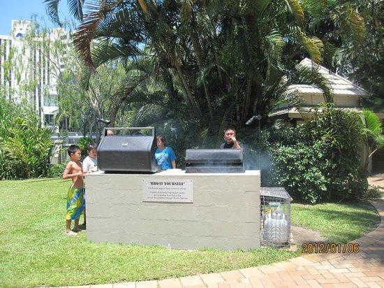 Novotel Cairns Oasis Resort: プール