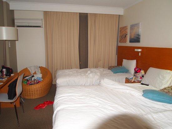 Novotel Cairns Oasis Resort: 部屋
