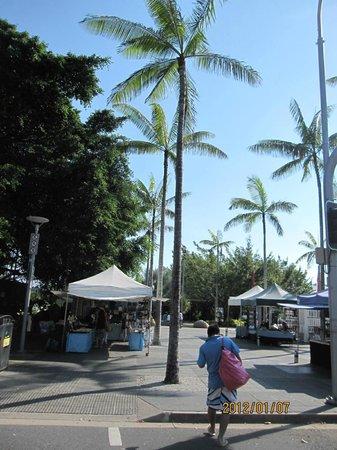 Novotel Cairns Oasis Resort: 公園