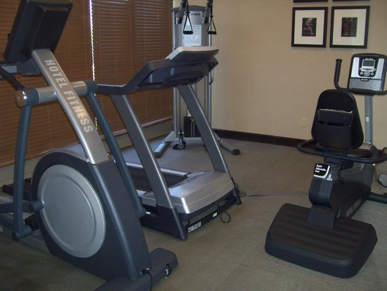 Holiday Inn Hotel & Suites Phoenix Airport : gym