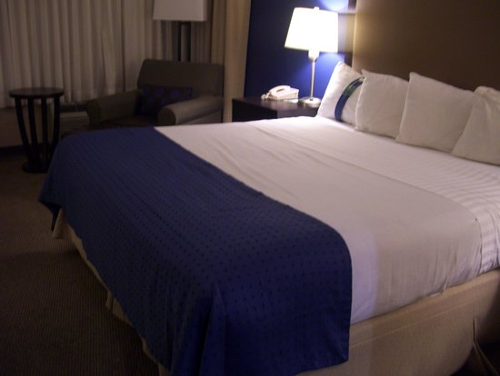 Holiday Inn Hotel & Suites Phoenix Airport : bed