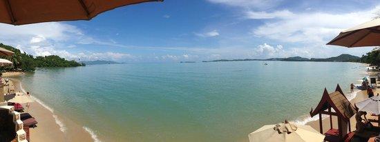 Zazen Boutique Resort & Spa : View of the beach