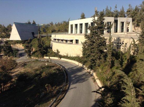 Yad Vashem Holocaust-Gedenkstätte: Building exterior