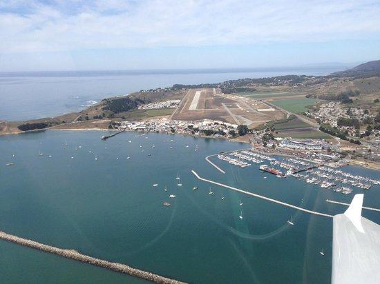Power Glider Tours: Half moon bay