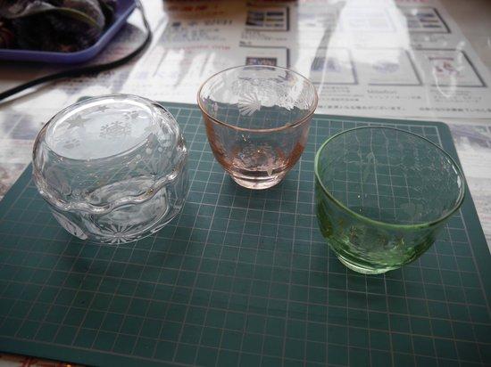 Kitaichi Glass, Hanazono