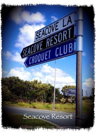 Seacove Resort : We have a new street address, we are now 7 Seacove Lane Coolum Beach QLD 4573