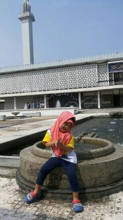 National Mosque (Masjid Negara) : national mosque and Aqila