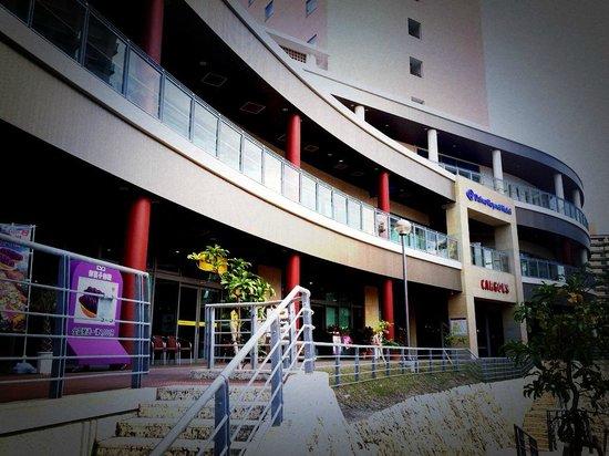 Daiwa Roynet Hotel Naha Kokusaidori: 隣のショッピングモール