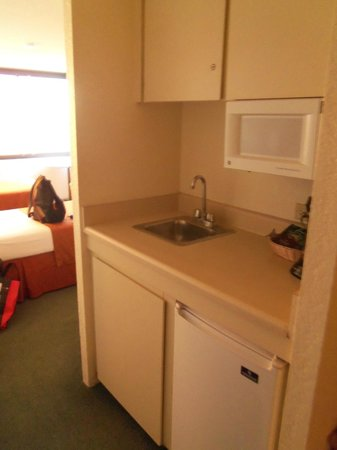 Maile Sky Court: Little kitchenette