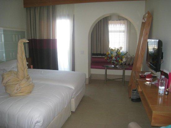 Mercure Hurghada Hotel: мой номер