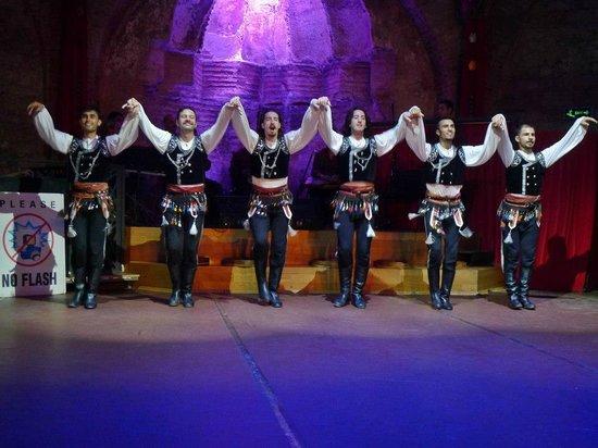Hodjapasha Cultural Center: Enjoyable show!
