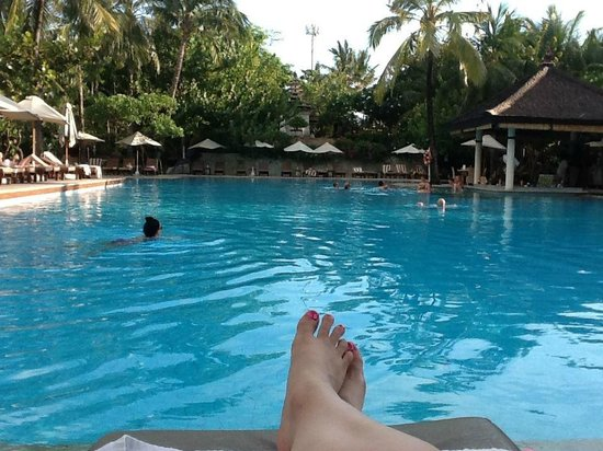 Padma Resort Legian : Main pool
