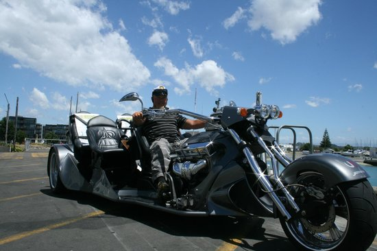 Supertrike Tours and Hire: Cool Rider