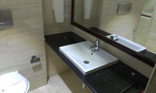 The Royal Regency: Bathroom