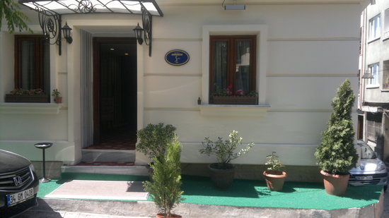 Sultanahmet Suite Life Hotel: Breakfast at wiev