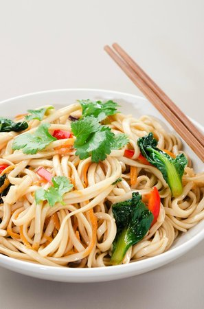 Club 7 Hotel : Chinese Noodles