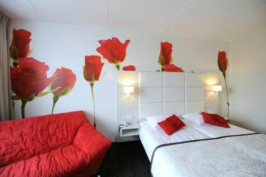 Golden Tulip Hotel Zevenbergen: La Vie en Rose