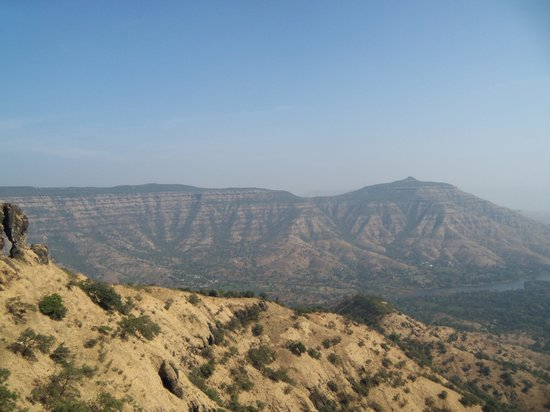 Photo of Scenic Lookout Kate's Point at Krishna Valley, Dhom Dam, Panchgani, India