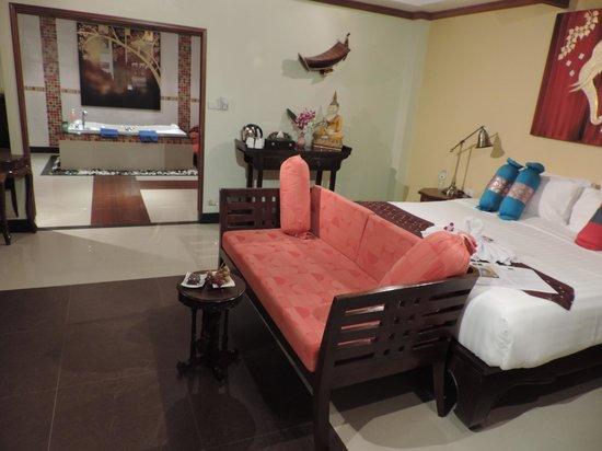 Baan Malinee Bed and Breakfast: Chambre