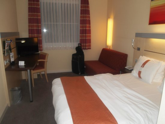 Holiday Inn Express Berlin City Centre: Matrimonial 1