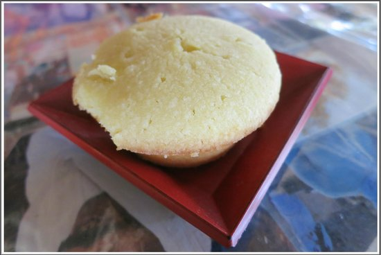 Real Coffee & Tea Cafe : Calamansi Muffin