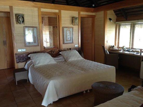 Relais Mahana : The room