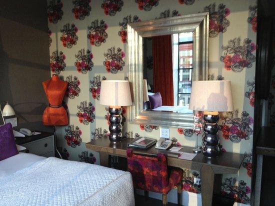 Crosby Street Hotel: Designer chic