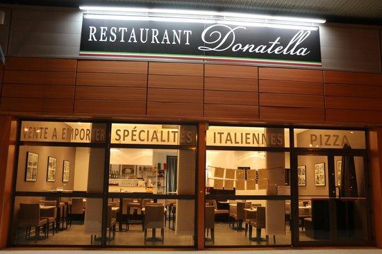 DONATELLA : enfin un vrai restaurant Italien travaillant en produits frais