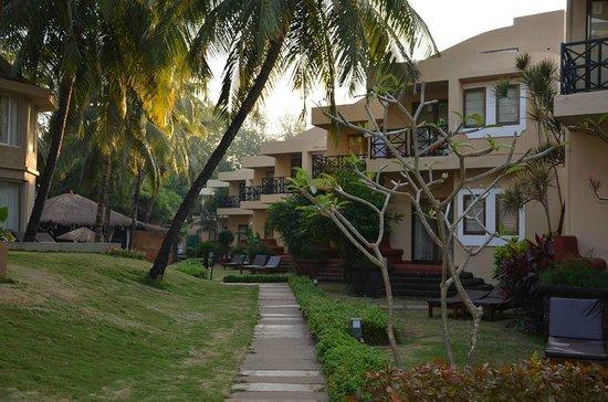 Whispering Palms Beach Resort: chambre