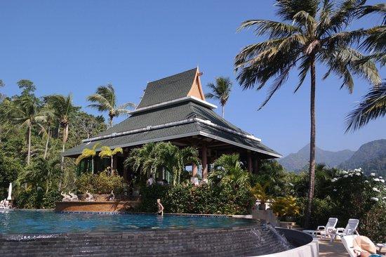 Chai Chet Resort: The lobby of the resort