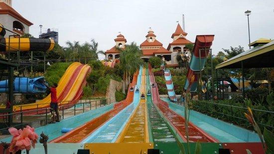 Wonderla Amusement Park: zoooom !