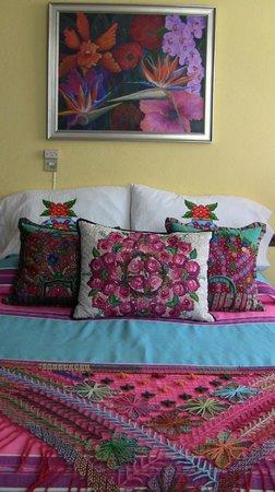 Casona Rosa, Morelia: Frida Suite