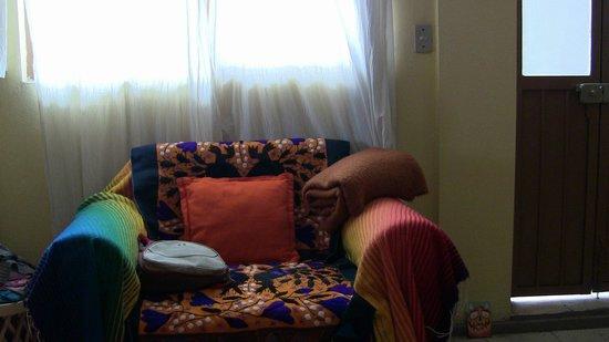 Casona Rosa, Morelia: Armchair- Frida Suite